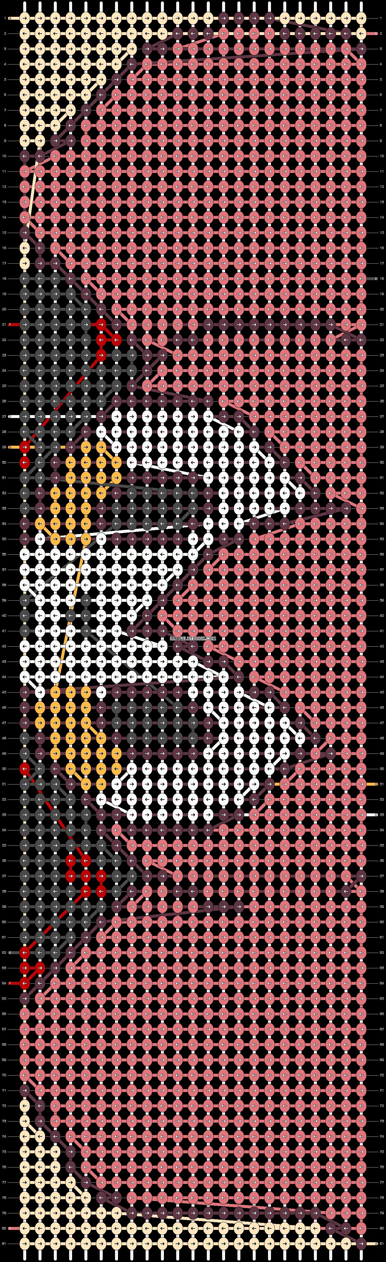 Alpha pattern #20082 pattern