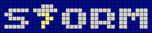Alpha pattern #20083