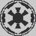 Alpha pattern #20089