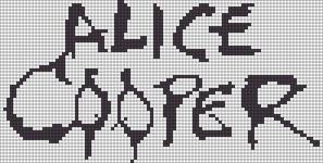 Alpha pattern #20094
