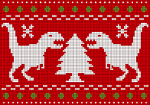 Alpha pattern #20103
