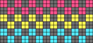 Alpha pattern #20106