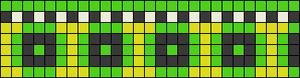 Alpha pattern #20116