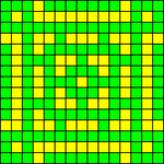 Alpha pattern #20117