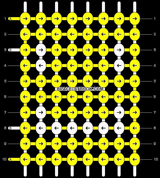Alpha pattern #20121 pattern