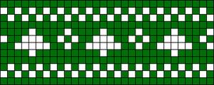 Alpha pattern #20123
