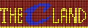 Alpha pattern #20125