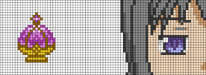 Alpha pattern #20135