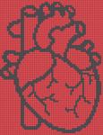 Alpha Friendship Bracelet Pattern #20140