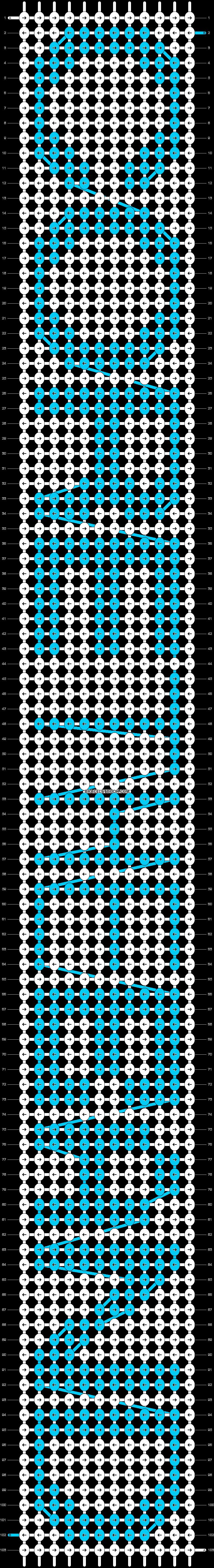 Alpha pattern #20147 pattern