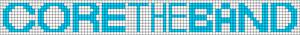 Alpha Friendship Bracelet Pattern #20147