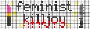 Alpha pattern #20151