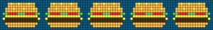 Alpha pattern #20153
