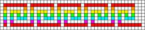 Alpha pattern #20156