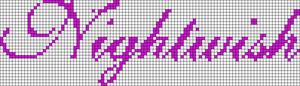 Alpha pattern #20157