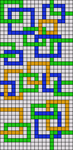 Alpha pattern #20159