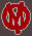 Alpha pattern #20160