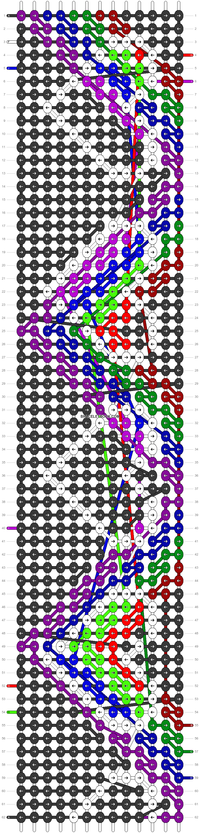 Alpha pattern #20177 pattern
