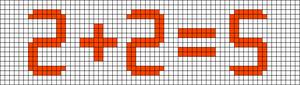 Alpha pattern #20214