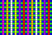 Alpha pattern #20216