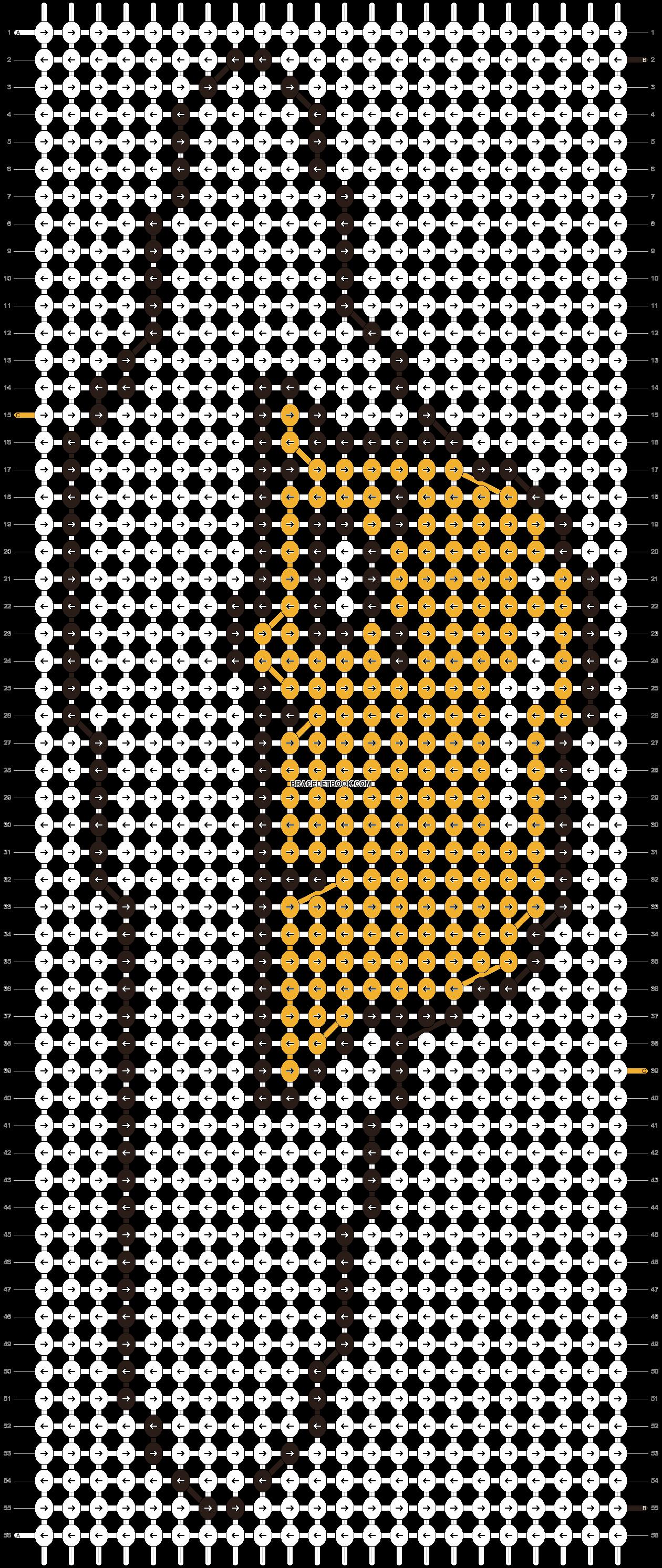 Alpha pattern #20218 pattern