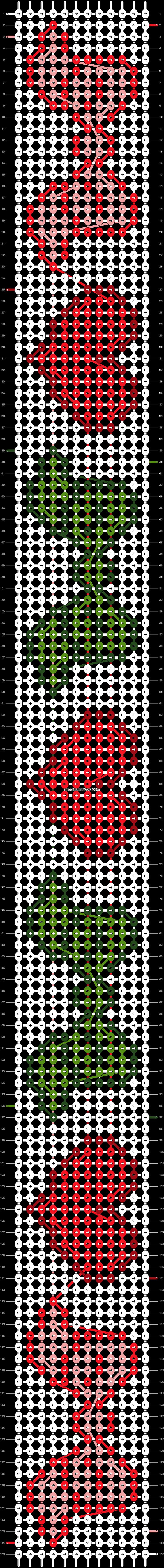 Alpha pattern #20222 pattern