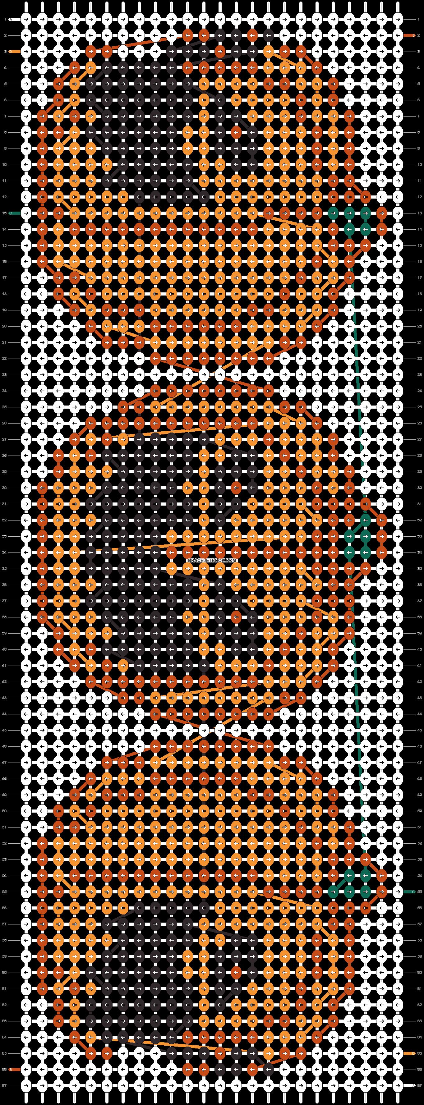 Alpha pattern #20224 pattern