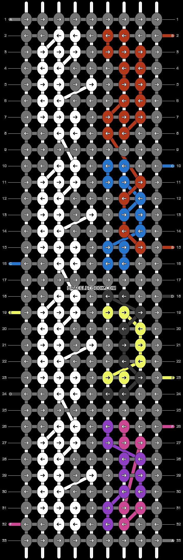 Alpha pattern #20246 pattern