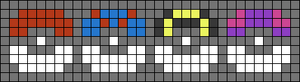 Alpha pattern #20246