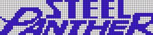 Alpha pattern #20248