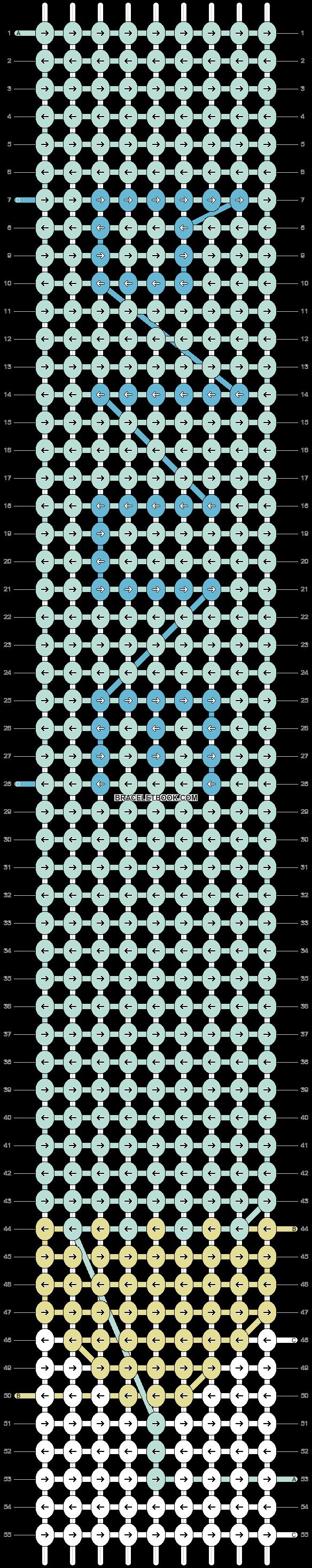 Alpha pattern #20251 pattern