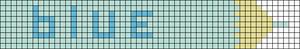 Alpha pattern #20251