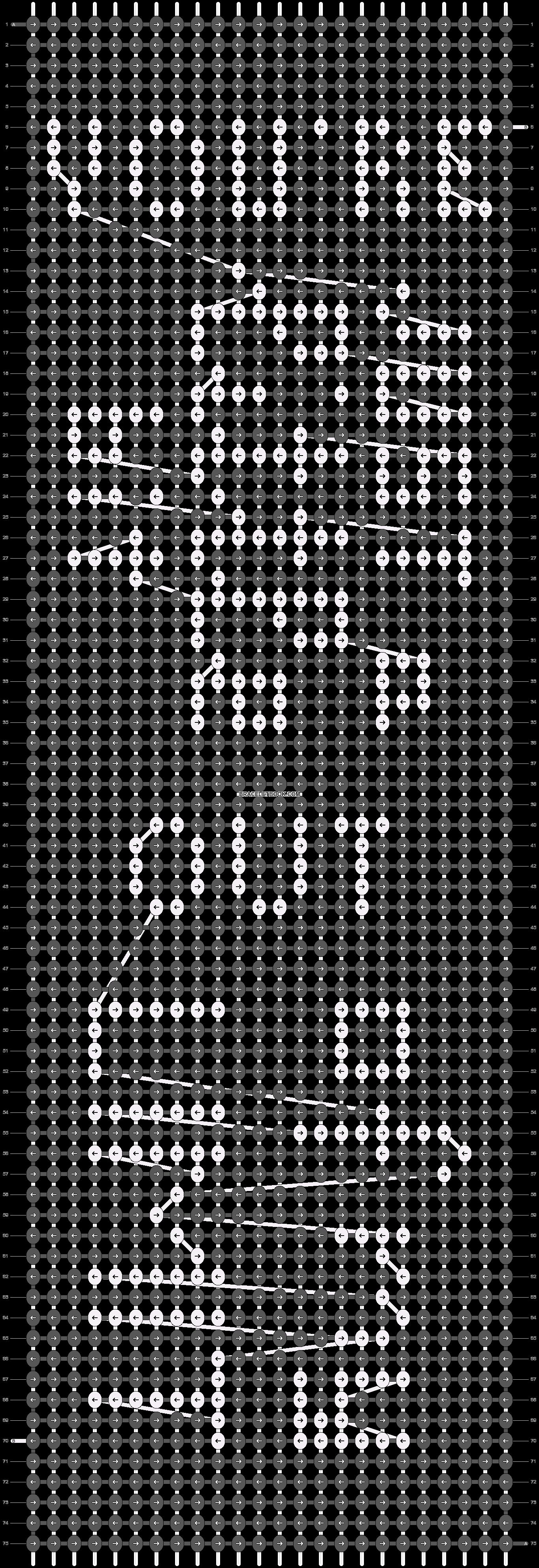 Alpha pattern #20259 pattern