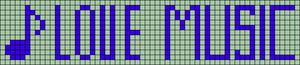Alpha pattern #20266