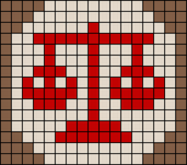Alpha pattern #20267