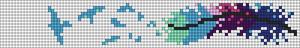 Alpha pattern #20268
