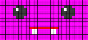 Alpha pattern #20272