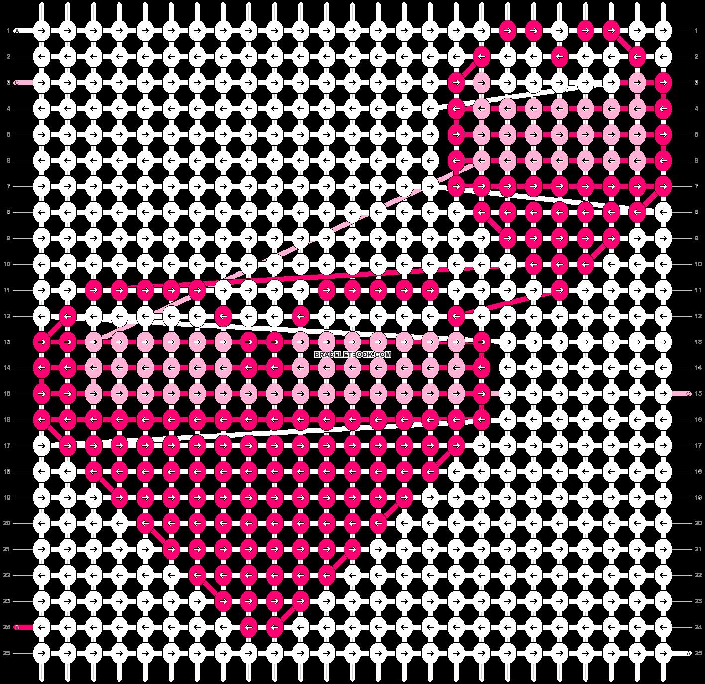 Alpha pattern #20282 pattern