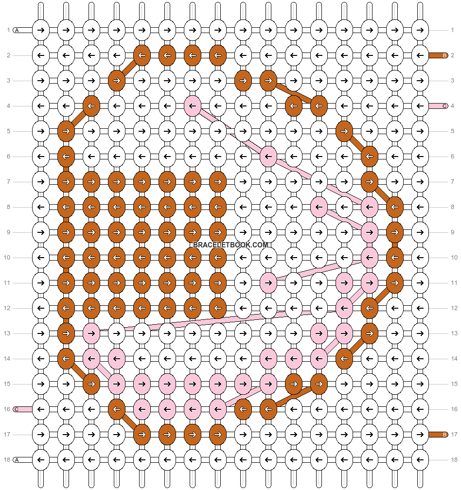 Alpha pattern #20287 pattern