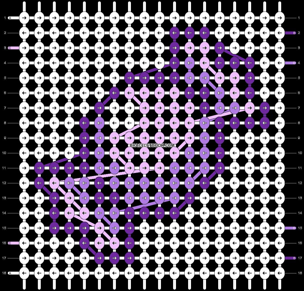 Alpha pattern #20294 pattern