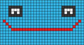 Alpha pattern #20295
