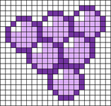 Alpha pattern #20297