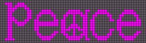 Alpha pattern #20300
