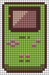 Alpha pattern #20308