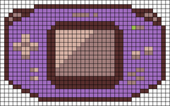 Alpha pattern #20309