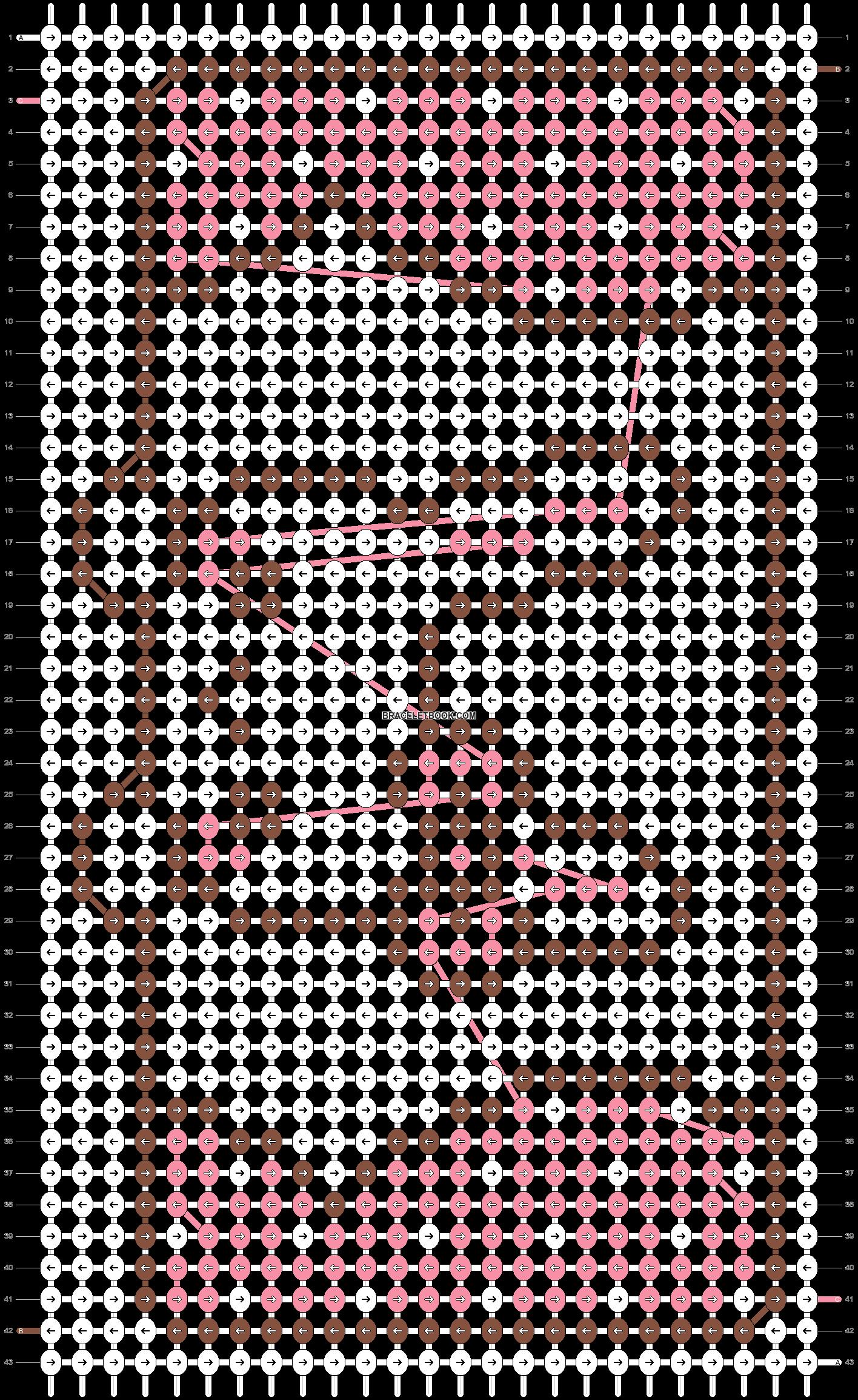Alpha pattern #20311 pattern