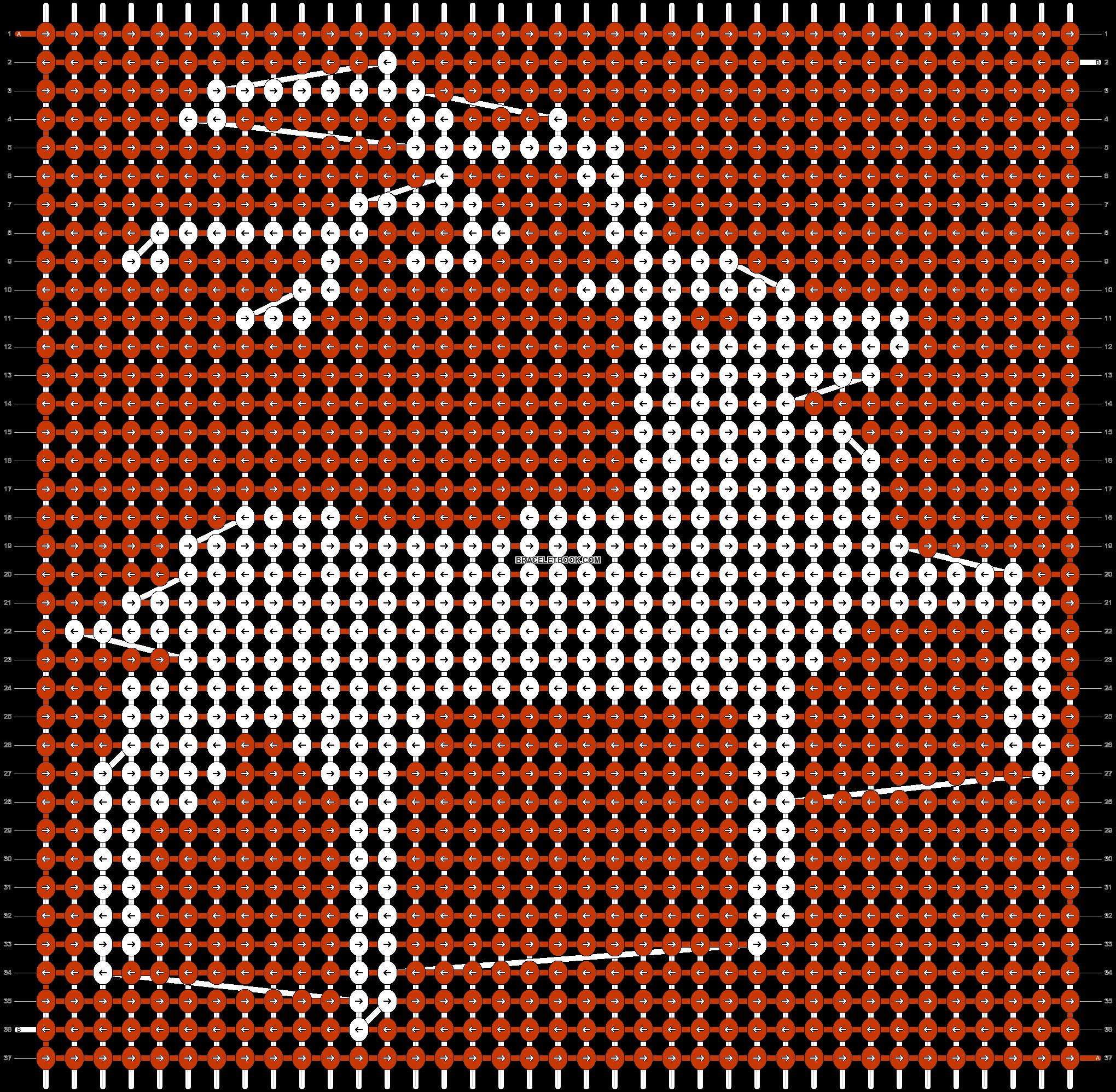 Alpha pattern #20312 pattern