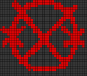 Alpha pattern #20316