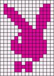 Alpha pattern #20318