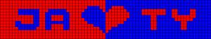 Alpha pattern #20323